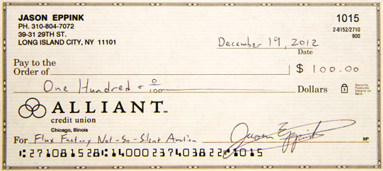 how to write a check for 200 dollars Why no one knows how to write a check  on the line with the dollar sign, write out the  you can simply write two hundred if the check is for $200.