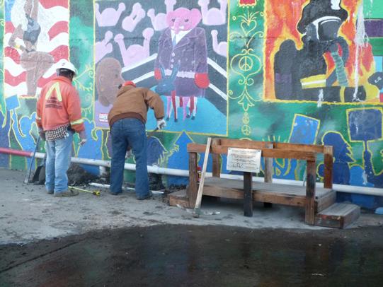 Amtrak fixing Astoria Scum River Bridge