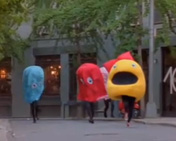 Ms. Pacman Music Video by The Go! Team