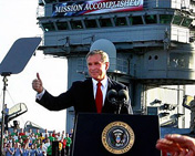 Iraq Military Action by George W. Bush
