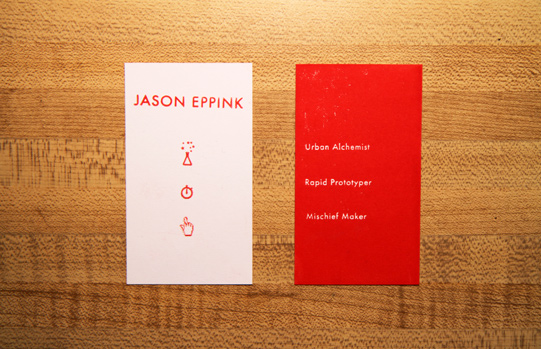 personal cards jason eppink s catalogue of creative triumphs