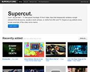 supercut.org by Andy Baio