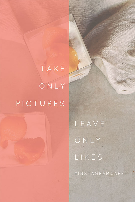 Take Only Pictures, Leave Only Likes