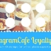 #InstagramCafe loyalty card