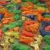 guns arrayed