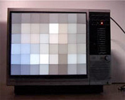 TV Filter by Aram Bartholl