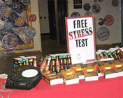 Free Stress Tests by The Church of Scientology
