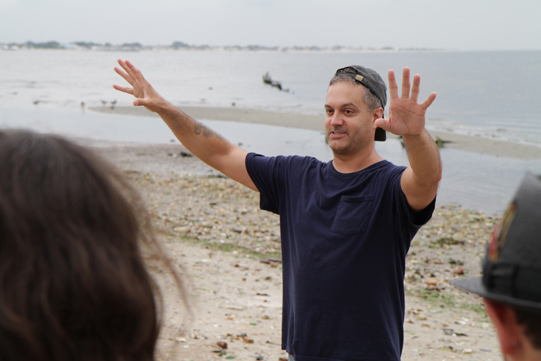 Dan McGee tells us about Dead Horse Bay