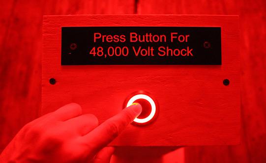Pressing Button