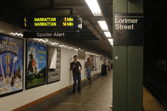Lorimer: installed