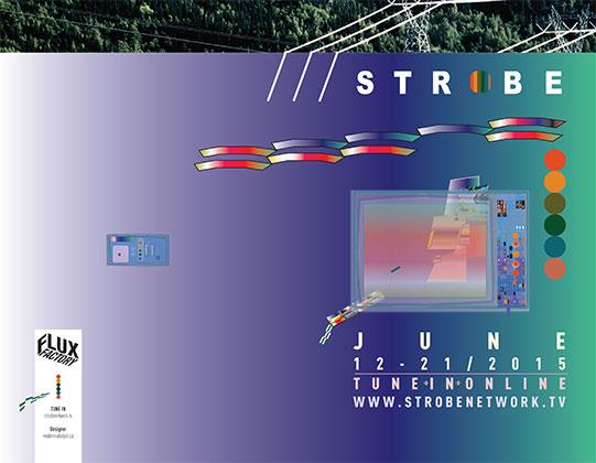 Strobe catalog cover