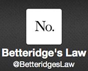 Betteridge's Law