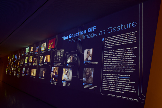 The Reaction GIF: Moving Image as Gesture