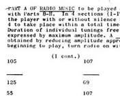 Radio Music by John Cage