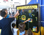 Giant Lite Brite by noahw