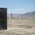 Uber Lite-Brite at Burning Man