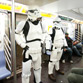 Star Wars Subway Car
