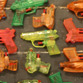 Museum Water Gun Fight